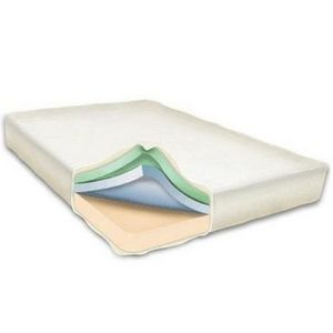 "Spa Sensations 8"" Memory Foam Mattress"