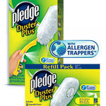 Pledge Duster Plus Multi-Surface Wands with Spray