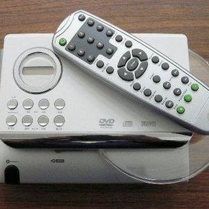 Yahoo DVD Player
