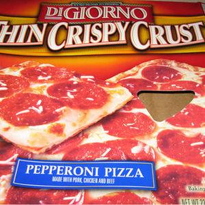 DiGiorno Thin Crispy Crust Frozen Pizza