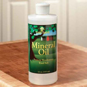 "Tree Spirit ""Food Safe"" Mineral Oil"
