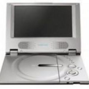 Samsung - DVD- Portable DVD Player