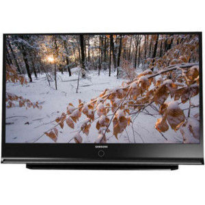 Samsung 61 in. LED TV HL-T6187S