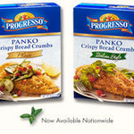 Progresso Panko bread crumbs