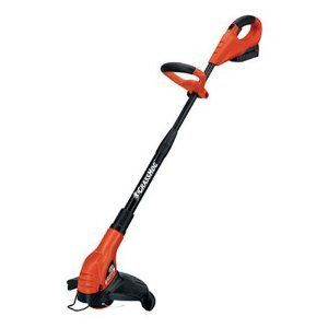 Black & Decker Grass Hog 18V Cordless Trimmer and Edger