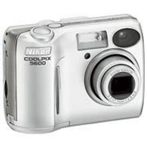 Nikon - Coolpix 5600 Digital Camera