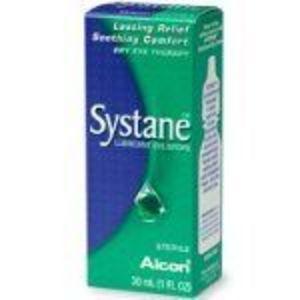 Systane Lubricant Eye Drops