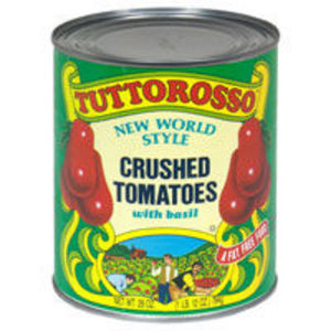 Tuttoroso  Crushed Tomatoes