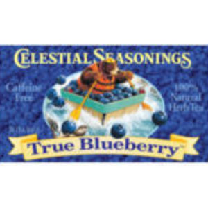 Celestial Seasonings True Blueberry Tea