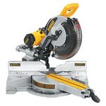 DeWalt DW718 Compound Miter Saw