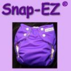 Snap-EZ Cloth Diapers