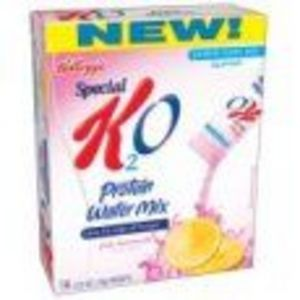 Special K20 Pink Lemonade Protein Water Mix Reviews