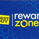 Best Buy Reward Zone Program
