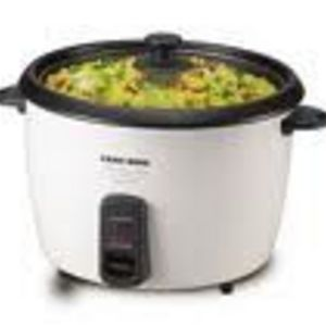 Black & Decker Programmable Digital Food Steamer & Rice Cooker