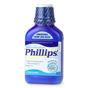 Phillips Milk of Magnesia uses for Acne