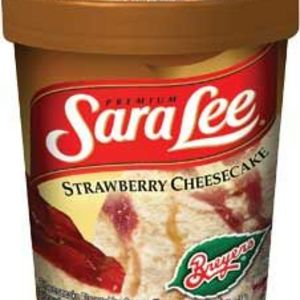 Sara Lee Strawberry Cheesecake Ice Cream