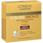 L'Oreal Sublime Bronze Self-Tanning Towelettes
