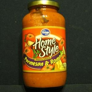 Kroger Pasta Sauce All Flavors