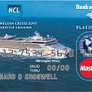 Bank of America - Norwegian Cruise Line Platinum Plus MasterCard