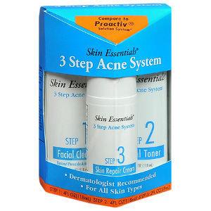 Walgreens Skin Essentials 3 Step Acne System
