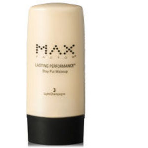 Max Factor Lasting Performance Liquid Makeup