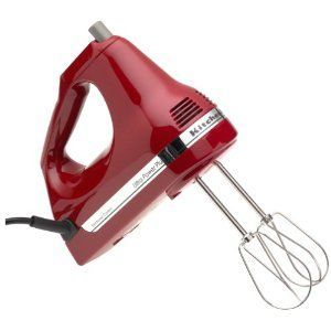 KitchenAid Ultra Power Plus 7-Speed Hand Mixer