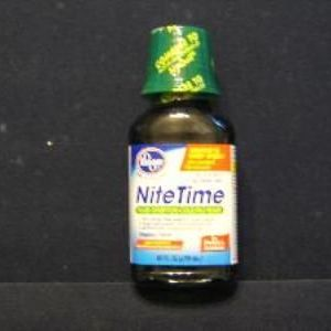 Kroger Night Time - Multi cold/flu formula