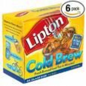 Lipton - Lipton Cold Brew