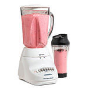Hamilton Beach Stay or Go 10-Speed Blender with Travel Cup