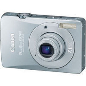 Canon - PowerShot SD750 Digital Camera