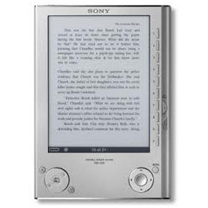 Sony Reader Digital Book PRS-505