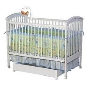 Simplicity for Children Aspen 4-in-1 Deluxe Crib
