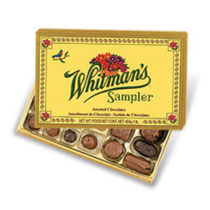 Whitman's - Sampler Assorted Chocolates