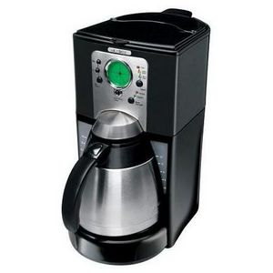 Thermal Coffee Maker Best Reviews : Mr. Coffee 10-Cup Thermal Programmable Coffee Maker FTTX85 Reviews Viewpoints.com