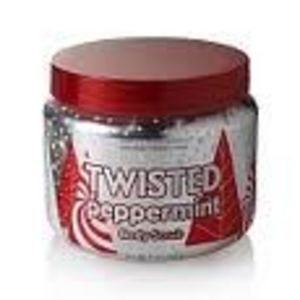 Bath & Body Works Peppermint Scrub