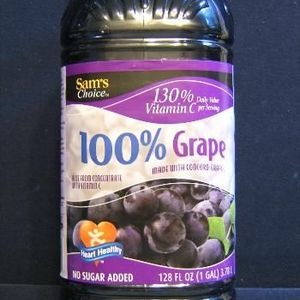 Sam's Choice 100% Grape Juice