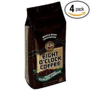 Eight O'Clock Colombian Coffee