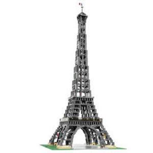 LEGO Eiffel Tower 1:300
