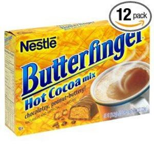 Nestle - Butterfinger Hot Cocoa Mix