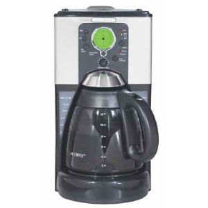 Mr. Coffee 12-Cup Coffee Maker