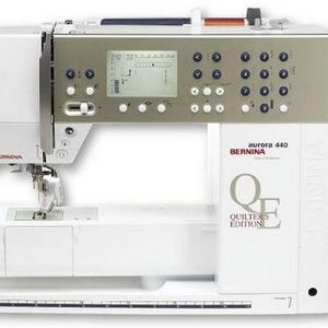 Bernina Quilter's Edition Computerized Sewing Machine Aurora 440