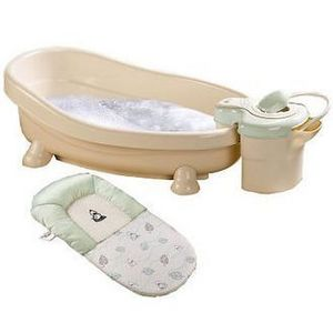Summer Infant Soothing Spa and Shower Bath Center