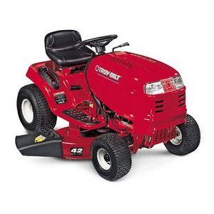 "Troy-Bilt Super Bronco 42"" Lawn Tractor"