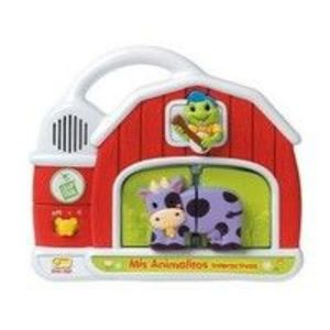 LeapFrog Fridge Farm (Mis Animalitos Interactivos) Bilingual Package Refresh