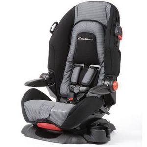 Eddie Bauer Deluxe High Back Booster Car Seat