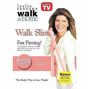 Leslie Sansone Walk At Home/Walk Slim Fast Firming