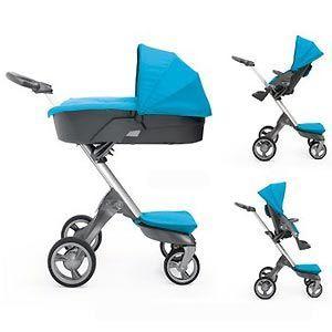 Stokke Xplory Basic Baby Stroller