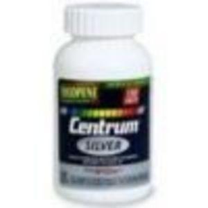 Centrum Silver Multivitamin Tablets