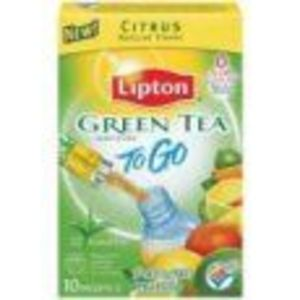 Lipton - Green Tea with Citrus to go