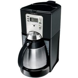 Mr. Coffee 12-Cup Thermal Programmable Coffee Maker FTTX95 Reviews Viewpoints.com